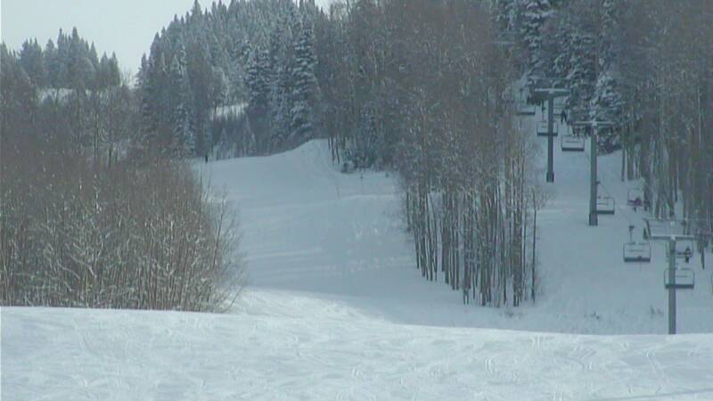 Base Area cam, Crested Butte Mountain Resort, Colorado